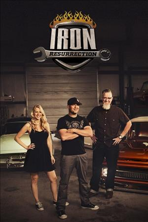 Iron Resurrection Season 1 cover art