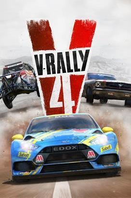 V-Rally 4 cover art