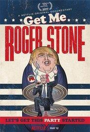 Get Me Roger Stone cover art