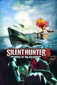 Silent Hunter 5: Battle of the Atlantic cover art