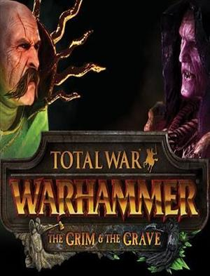 Total War: Warhammer - The Grim and the Grave cover art