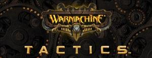 WARMACHINE: Tactics cover art