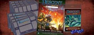 Descent: Journeys in the Dark (Second Edition) – 2014 Season One Game Night Kit cover art