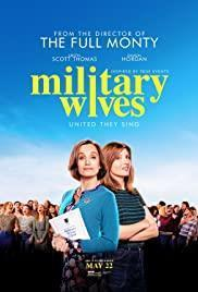 Military Wives cover art