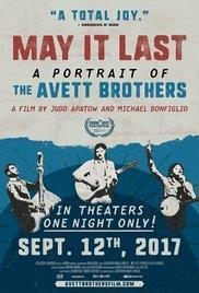 May It Last: A Portrait of the Avett Brothers cover art