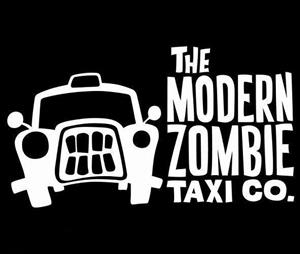 The Modern Zombie Taxi Co. cover art