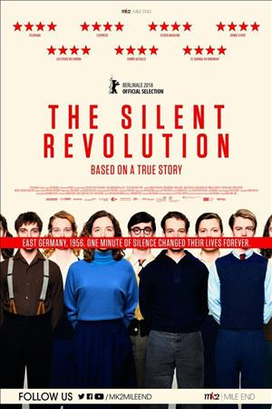 The Silent Revolution cover art