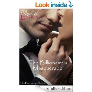 The Billionaire's Masquerade cover art