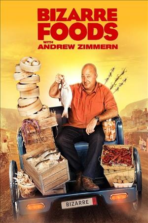 Bizarre Foods with Andrew Zimmern Season 18 cover art