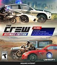 The Crew: Ultimate Edition cover art