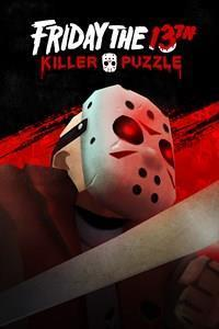 Friday the 13th: Killer Puzzle cover art