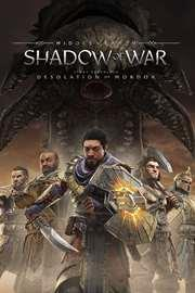 Middle-earth: Shadow of War - Desolation of Mordor cover art