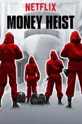 Money Heist Season 2 cover art