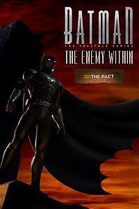 Batman: The Enemy Within - Episode 2: The Pact cover art