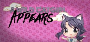 A Wild Catgirl Appears! cover art