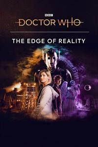 Doctor Who: The Edge of Reality cover art