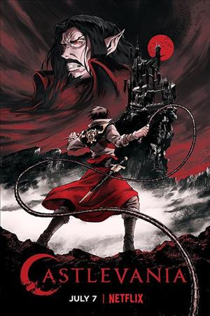 Castlevania Season 1 cover art