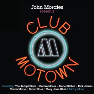John Morales Presents Club Motown cover art