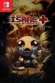 The Binding of Isaac: Afterbirth cover art