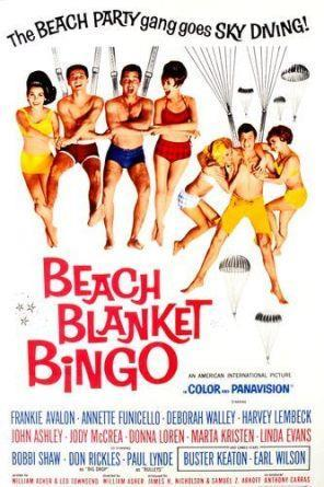 Beach Blanket Bingo cover art