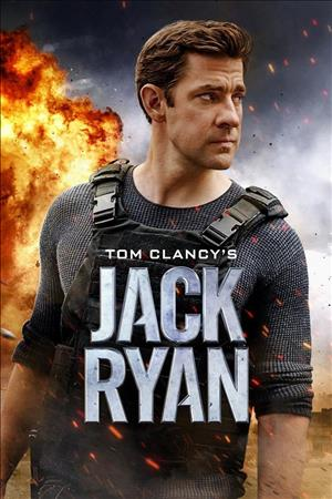 Tom Clancy's Jack Ryan Season 3 cover art