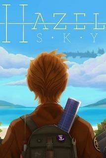 Hazel Sky cover art
