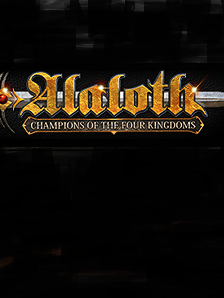 Alaloth: Champions of the Four Kingdoms cover art
