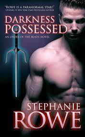 Darkness Possessed (Stephanie Rowe) cover art
