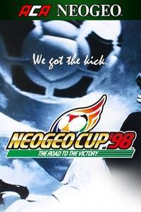 ACA NeoGeo NeoGeo Cup '98: The Road to the Victory cover art