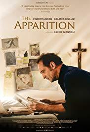 The Apparition cover art