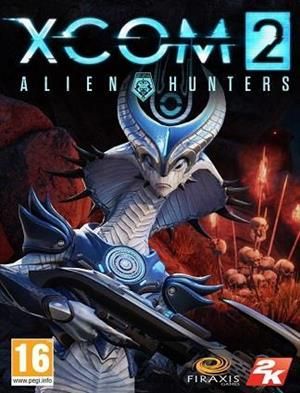 XCOM 2 - Alien Hunters cover art