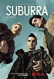 Suburra Season 1 cover art