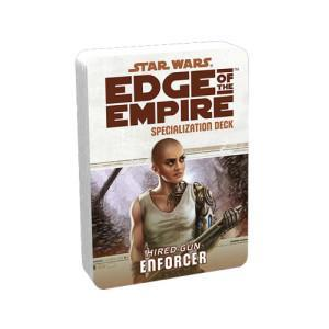 Edge of the Empire: Enforcer Specialization Deck cover art