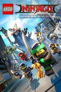 The LEGO NINJAGO Movie Video Game cover art