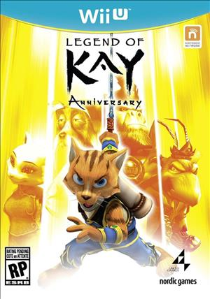 Legend of Kay Anniversary cover art