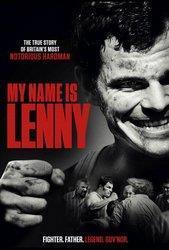 My Name Is Lenny cover art