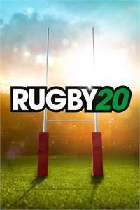 Rugby 20 cover art