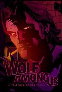 The Wolf Among Us: A Telltale Series Season 2 cover art