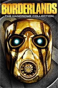 Borderlands: The Handsome Collection cover art
