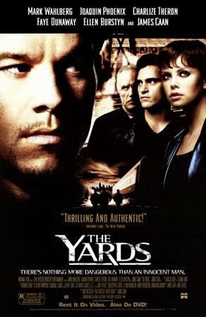 The Yards cover art