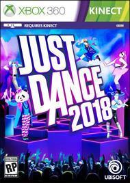 Just Dance 2018 cover art