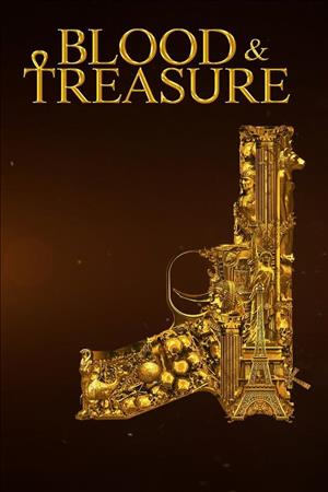 Blood & Treasure Season 2 cover art