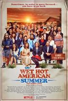 TV Series Season Wet Hot American Summer: 10 Years Later Season 1  Netflix cover art