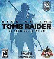 Rise of the Tomb Raider: 20 Year Celebration cover art
