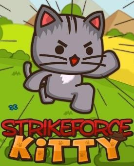 StrikeForce Kitty cover art