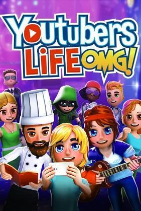 Youtubers Life: OMG Edition cover art
