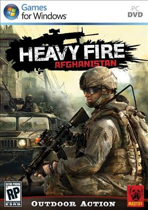 Heavy Fire: Afghanistan cover art