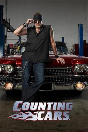 Counting Cars Season 8 cover art
