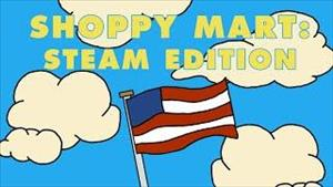 Shoppy Mart: Steam Edition cover art