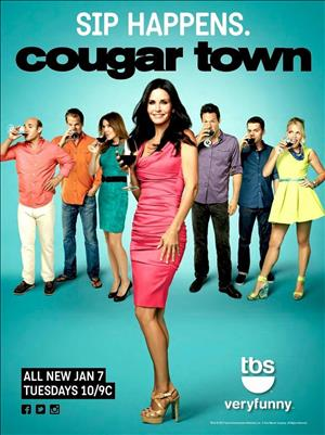 Cougar Town Season 6 cover art